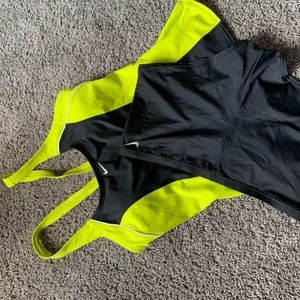Nike two peice swimsuit